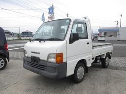 スバル サンバートラック 660 TB 三方開 4WD 5MT エアコン 4WD EL付
