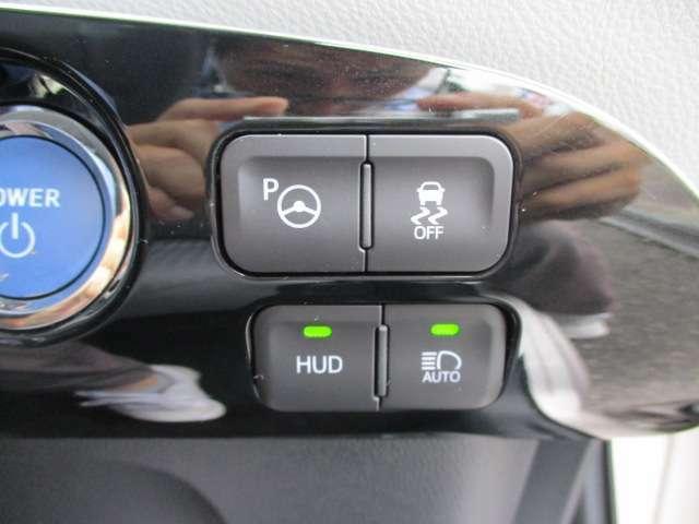 対向車の有無を検知し自動でハイビーム切り替えを行うオートハイビームも装備しています!