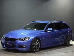BMW 3シリーズツーリング 320d Mスポーツ 衝突回避ブレーキ BCRacing車高調