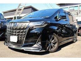 トヨタ アルファード 3.5 GF JBLナビ モデリスタエアロ・ホイール