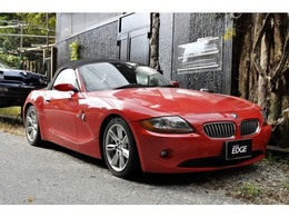 BMW Z4 ロードスター3.0i 正規ディーラー車