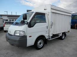 マツダ ボンゴトラック カーテン車 移動販売車 No.C004