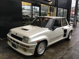 ルノー 5 ターボ2 1985年最終モデル