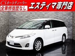 トヨタ エスティマ 2.4 アエラス Gエディション 両側自動ドア/後席モニター/純正HDDナビ
