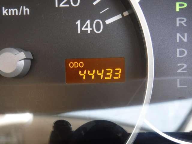 ★現走行距離44,433km★