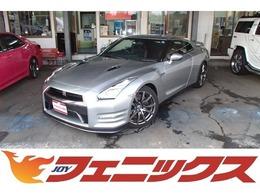 日産 GT-R 3.8 ブラックエディション 4WD 1オナ保証書HDDフルセグBカメ専用レカロLED