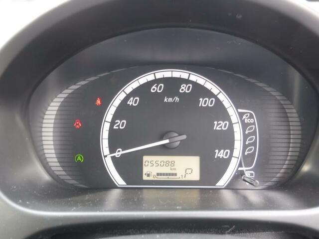 走行距離は 55088kmです