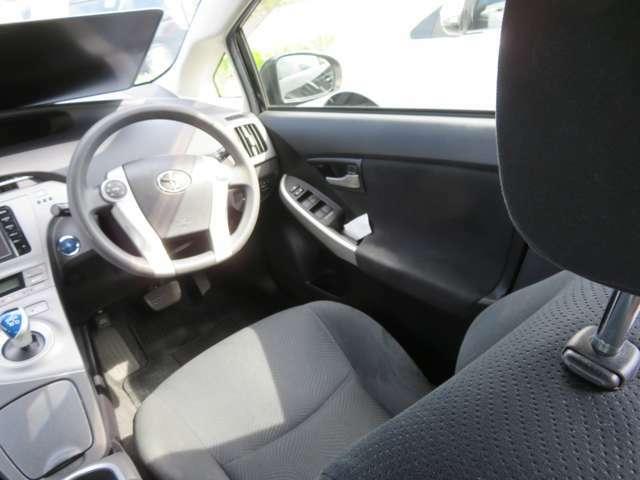 運転席画像です。ゆったりと運転出来ます★