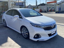 トヨタ SAI 2.4 S Cパッケージ モデリスタエアロ・車高調付キ(純正
