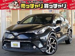 トヨタ C-HR ハイブリッド 1.8 G トヨタセーフティセンスP ナビ・フルTV