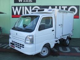 スズキ キャリイ サーマルマスター製-20℃2コンプ冷凍車 3AT