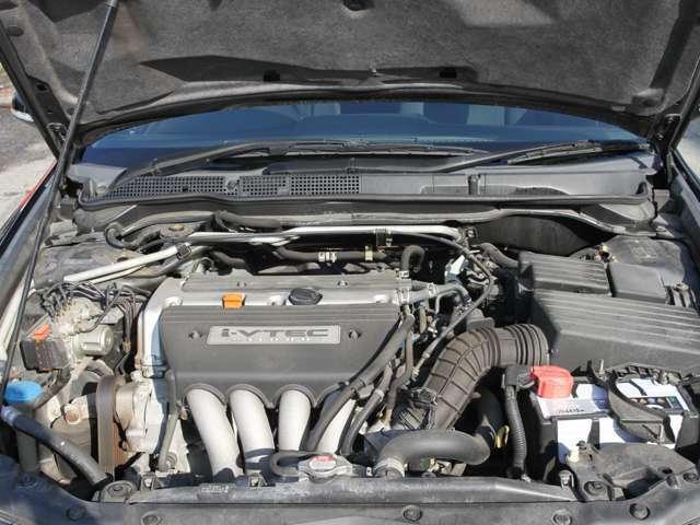 パワフルなエンジン