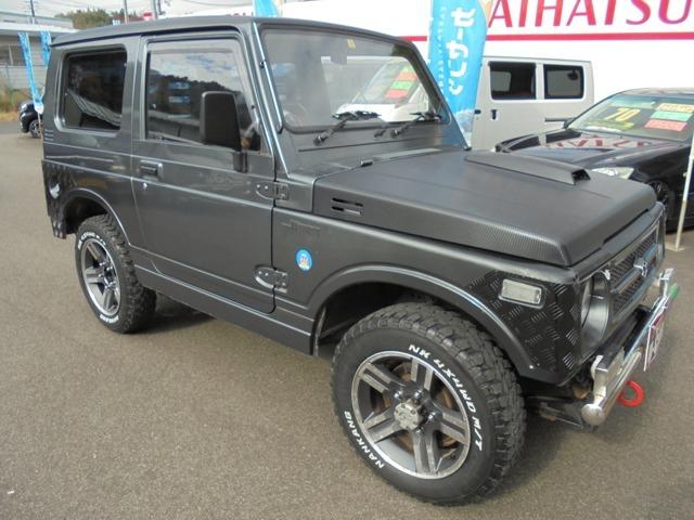 バン660HC 4WD/外16アルミMTタイヤ/バンパー/シートカバー