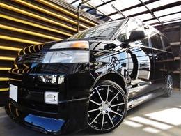 トヨタ ヴォクシー 2.0 X リミテッド 特別限定エアロ新品19インチAW黒本革仕様