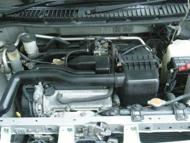 エンジンもまだまだ元気です!