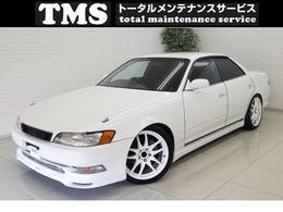 トヨタ マークII 2.5 ツアラーV 車高調 マフラー Work18インチ