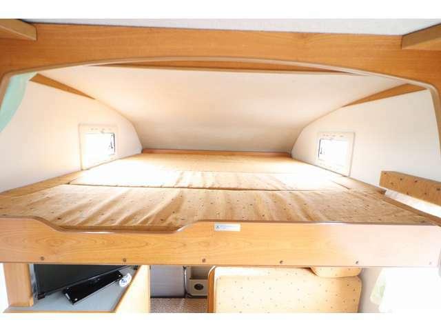 バンクベッドは190×190の大型サイズです!