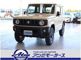 スズキ ジムニー 660 XC 4WD 未使用車・レンタUP登録車