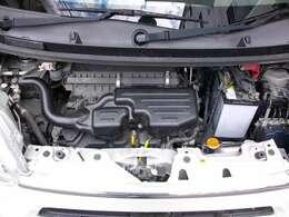 燃費も安心!アイドリングストップ機能にスマートアシスト車!安心のタイミングベルトチェーン式!