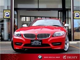 BMW Z4 sドライブ 35is 茶本革 下取車 7速DCT 1年保証