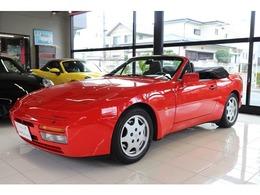 ポルシェ 944カブリオレ 944 S2 カブリオレ ディーラー車