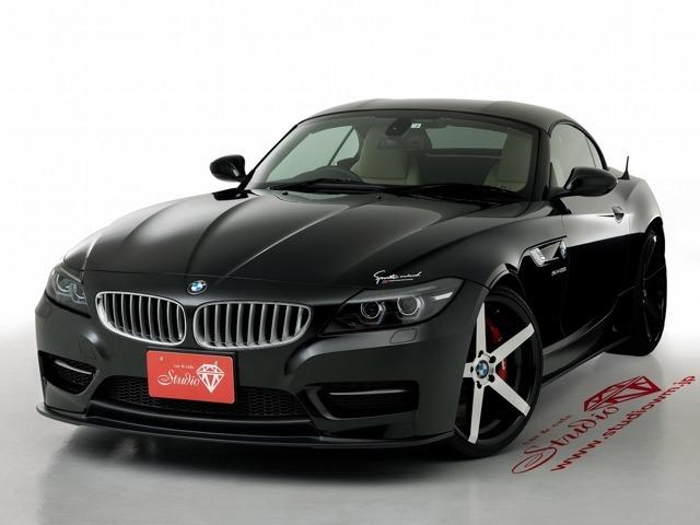 2014年BMW Z4 sDrive20i Mスポーツ入荷いたしました。ブラックボディにホワイトの内装で珍しいお車になります。※現状渡しとなりますので、ご来店の上、現車確認をお願いいたします。