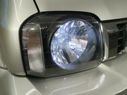 【社外LEDヘッドライト】!LEDならではのデザイン性の高いライトデザインはスタイリッシュな外観にぴったりです♪明るさもばっちりなので夜間の走行も安心ですよ♪