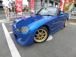 スズキ カプチーノ 660 外バンパー 外AW車高調 外マフラー