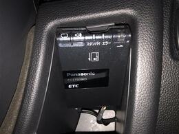 【ETC】搭載!!!高速道路もスムーズにお支払いが可能な装備。セットアップも当社で可能になります!