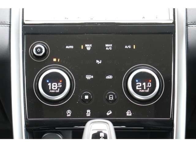 メーカーオプション:「2ゾーン・クライメートコントロール」(¥99,000)