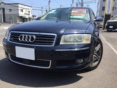 アウディ A8 の中古車 L 4.2 クワトロ 4WD 北海道札幌市東区 29.8万円