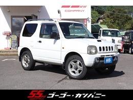 スズキ ジムニー 660 XC 4WD オートマ ルーフレール 背面タイヤ