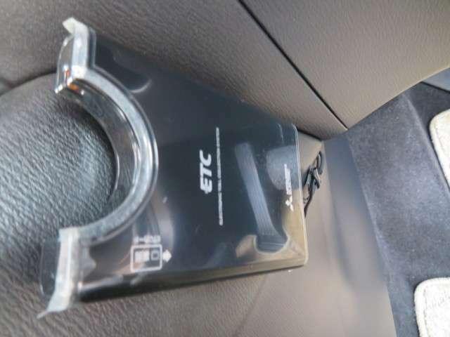スマートインETC車載器装着車です★納車時にお客様情報を基にセットアップをおこないお渡しいたします★セットアップの料金はお支払総額には計上してあります♪