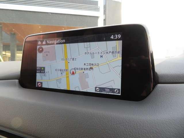 マツダコネクトはソフトウェアをアップデート!常に最新のサービスを利用できるコネクティビティシステム★走行中でもインターネットラジオ受信やハンズフリー通話など便利で楽しい多彩な機能が安全に操作できます♪