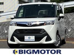 トヨタ タンク 1.0 G-T ナビ/TV/Bカメラ/オートスライドドア