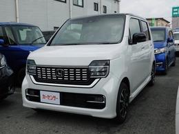 ホンダ N-WGN カスタム 660 L ホンダ センシング 届出済未使用車