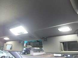 フォグランプ&ナンバー&ポジション&ルームランプLEDを装備しております。