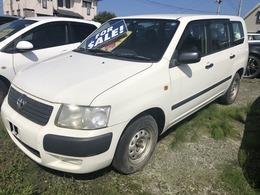 トヨタ サクシードバン 1.5 UL 4WD ETC 車検2年