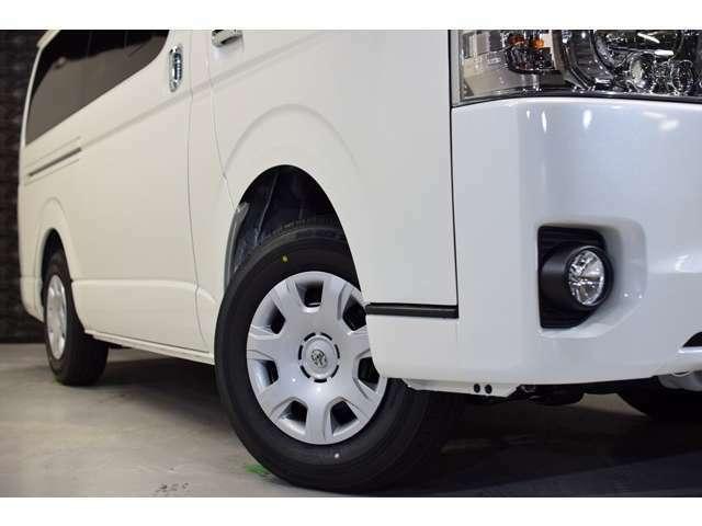 ■新車スタンダードパッケージ!ハイエース・キャラバン専門店のCRSが自信を持っておすすめするコンプリート車両です。www.crs9000.com☆06-6852-9000☆