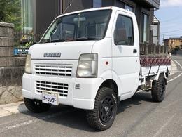 スズキ キャリイ 660 KCエアコン・パワステ 3方開 4WD 5速マニュアル リフトアップ デイトナW