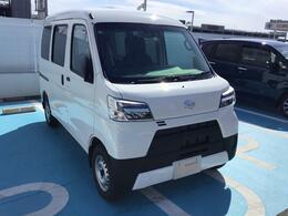 ダイハツ ハイゼットカーゴ 660 デラックス SAIII ハイルーフ 販売店展示車