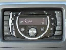 お好きな音楽を楽しめるオーディオ付き☆たくさんのCDを持ってドライブしましょう♪