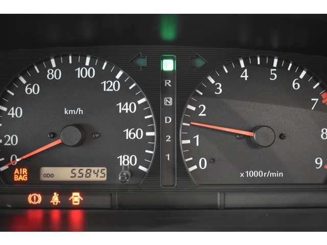 実走行5万5千km!当社では、修復歴有車、メーター改ざん車は取り扱っておりません。全て実走行距離のお車になります ご安心してカーライフをお楽しみください!