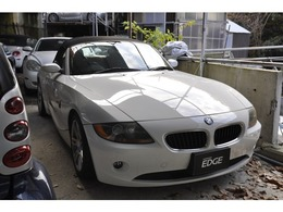 BMW Z4 ロードスター2.2i 電動オープン 正規ディーラー車