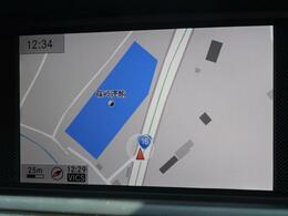 ●メルセデス・ベンツ純正HDDナビ+フルセグTV:高級感のある車内を演出させるナビです!