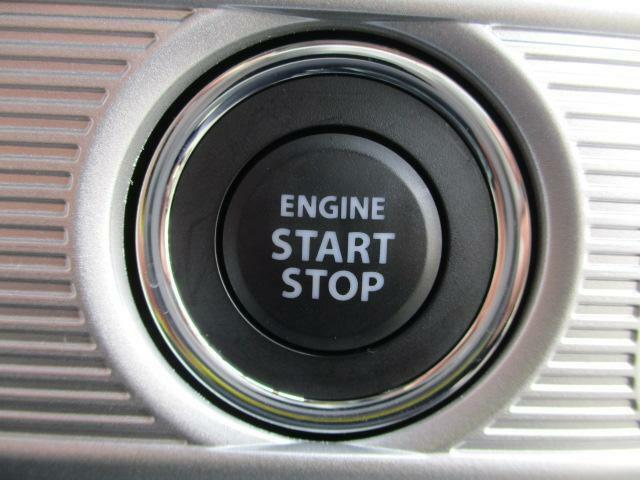 【プッシュスターター】ボタンをワンタッチでエンジンをスタート出来ます★