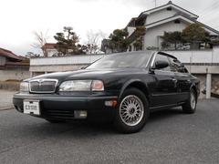 日産 インフィニティQ45 の中古車 4.5 タイプV 油圧アクティブサスペンション装着車 広島県東広島市 180.0万円
