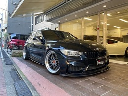 BMW M3セダン M DCT ドライブロジック カーボン