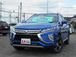 三菱 エクリプスクロス 1.5 G 4WD 社外ナビ・Rカメラ付・登録済未使用車