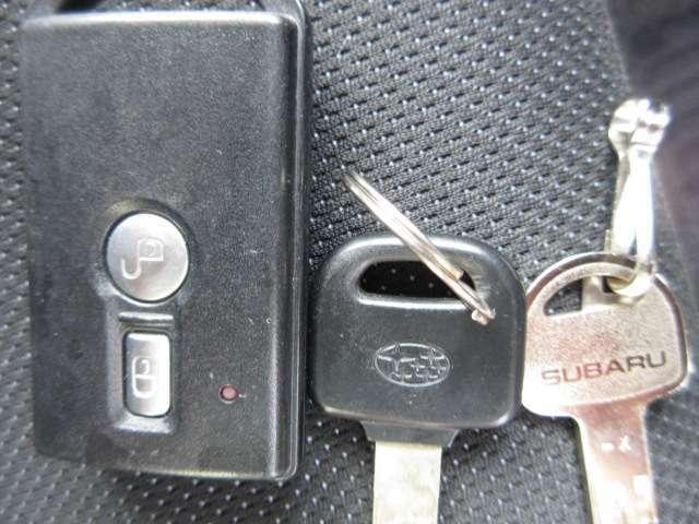 キーレスエントリー!  ドアのロック・アンロックはキーレスがあるとラクラクですね。